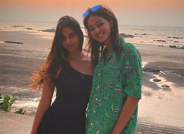 Suhana Khan turns 20 and her best friend, Ananya Panday misses her too much!