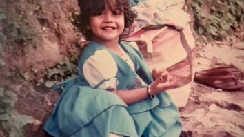 Surbhi Chandna's childhood picture will drive your lockdown blues away!