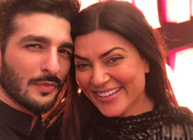 Sushmita Sen marks 26 years of becoming Miss Universe and her beau Rohman Shawl is super proud of his 'jaan'