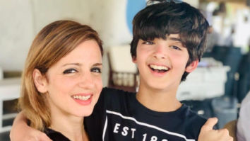 Sussanne Khan celebrates her son Hridaan's birthday amid quarantine, shares an adorable post for him