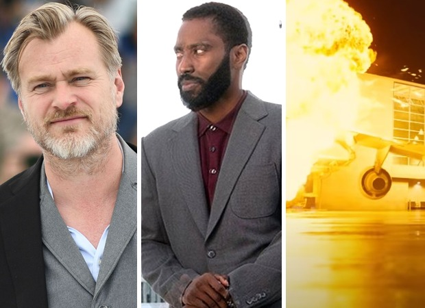TENET: Christopher Nolan bought real Boeing 747 plane only to blow it up in one important sequence