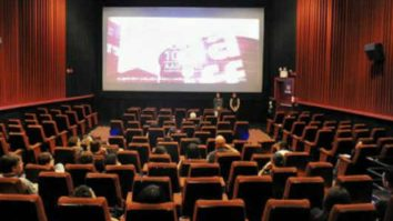 Multiplex Association of India urge filmmakers to release films only in theatres