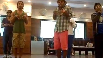 Bosco reveals an interesting fact along with an old video of Shahid Kapoor rehearsing for Tu Mere Agal Bagal