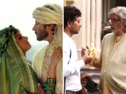 Amitabh Bachchan remembers Sridevi and Irrfan Khan as Khuda Gawah and Piku complete 28 and 5 years respectively