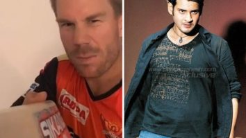After dancing to Allu Arjun's song, David Warner lip syncs to Mahesh Babu's dialogue; asks fans to guess the movie