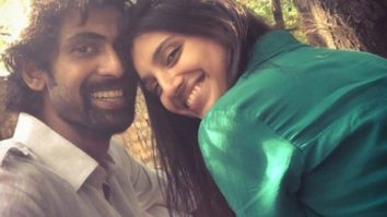 Rana Daggubati gets engaged; shares picture with fiancee