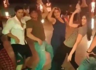 Throwback: When Shah Rukh Khan, Kajol, Varun Dhawan and Kriti Sanon danced to Prem Ratan Dhan Paayo