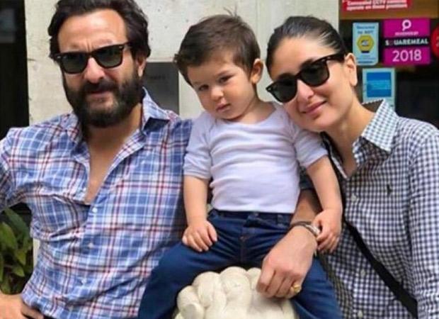 Kareena Kapoor Shares Artwork Prepared by Her, Saif Ali Khan and Taimur