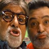 Throwback: Amitabh Bachchan-Rishi Kapoor and Abhishek Bachchan- Ranbir Kapoor do the pout