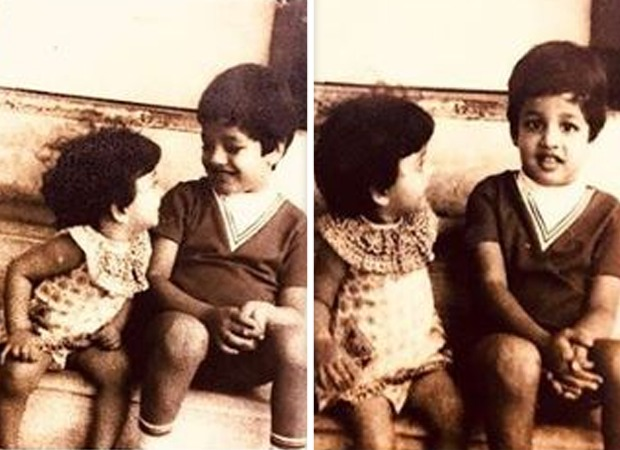 Throwback: Aishwarya Rai Bachchan strikes totally different poses with brother Aditya on this childhood image : Bollywood Information 9