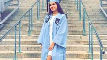 Sara Ali Khan celebrates fourth anniversary of graduation; Varun Dhawan calls it her best picture ever