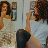 Taapsee Pannu shares result of her quarantine photo series shot at home for a magazine