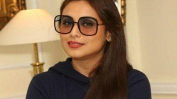 """Shammiji loving my performance in Yuva was a huge compliment for me,"" says Rani Mukerji"