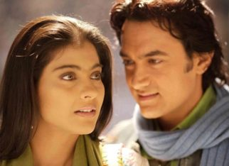 As Fanaa completes 14 years, Kajol shares a pre-shoot photo with Aamir Khan; says film was quite different from what they read