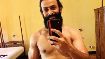 Prithviraj shares his one month body transformation after losing nearly 30 kgs and reaching a 'dangerously low fat percentage'