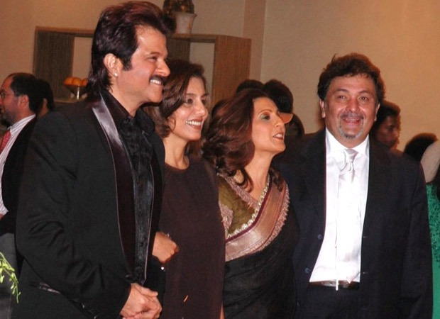 Anil Kapoor Kapoor remembers his 'James' Rishi Kapoor, shares a cheerful reminiscence : Bollywood Information 7