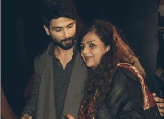 Neelima Azim reveals that it was Shahid Kapoor who wanted her to have a child again