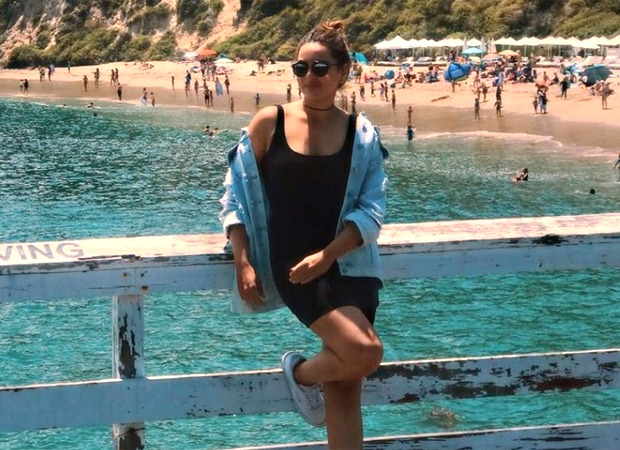 Journey is on Sonakshi Sinha's thoughts as she shares a throwback photograph from a previous journey : Bollywood Information 3