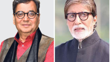 """Exclusive: """"Neither of us was at fault,""""says Subhash Ghai revealing the reason behind the incomplete film with Amitabh Bachchan"""