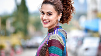 """EXCLUSIVE: """"I like the idea of hundreds of people sitting in one big hall and watching the film together,"""" says Taapsee Pannu on Producers vs Theatre owners"""