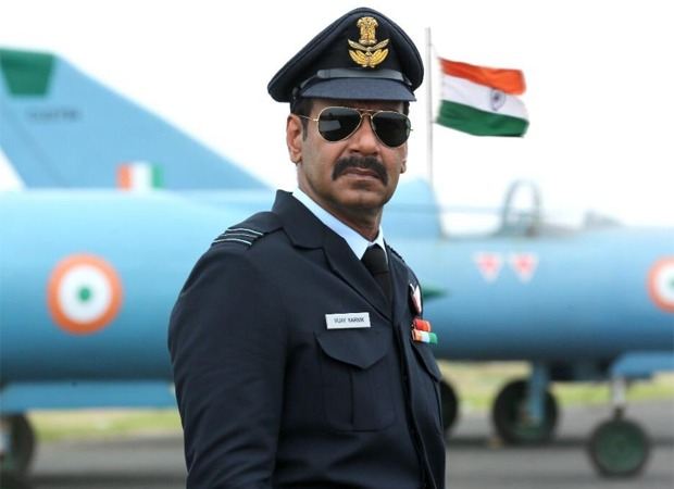 Ajay Devgn turns action director for Bhuj: The Pride Of India