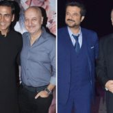 Akshay Kumar and Anil Kapoor express their excitement for the digital launch of Anupam Kher's autobiographical play, Kuch Bhi Ho Sakta hai