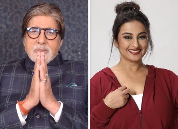 Amitabh Bachchan praises Divya Dutta's poem; the actress is over the moon