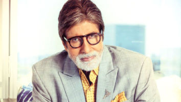 Amitabh Bachchan watches Gulabo Sitabo with his family, experiences watching a film together for first time