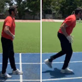 Anil Kapoor sprinting at the age of 63 can put the younger lot to shame