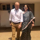 Anupam Kher wishes 'dearest' Kirron Kher on her 65th birthday, says he misses her in lockdown