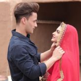 Asim Riaz and Himanshi Khurana all set to star in another music video, the latter shares a still from the sets