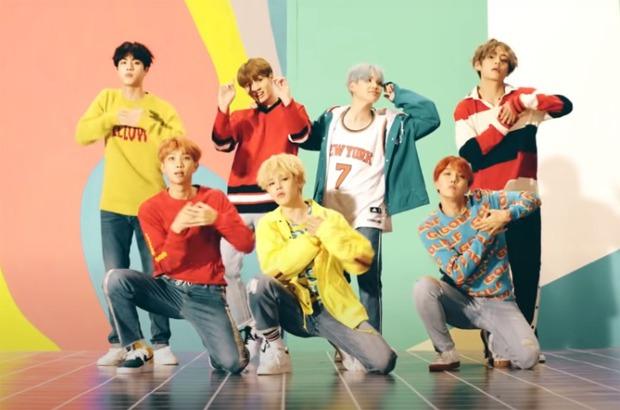 BTS' 'DNA' music video hits 1 billion mark making them first Korean boy group to achieve this milestone