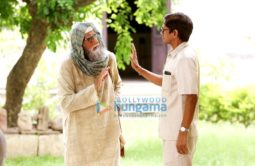 Movie Stills Of The Movie Gulabo Sitabo
