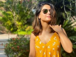 Hina Khan shares a few tips as Cyclone Nisarga approaches Mumbai, asks for forgiveness from mother nature