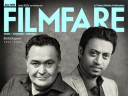 Irrfan Khan On The Cover Of Filmfare Magazine