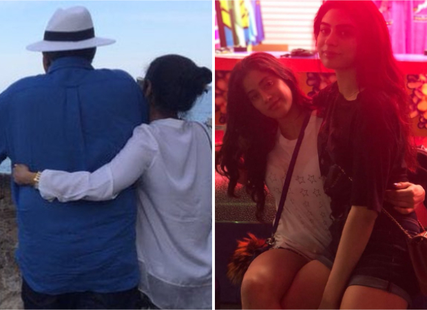 Janhvi Kapoor finds her old phone, shares memories with parents Boney Kapoor and Sridevi and sister Khushi Kapoor