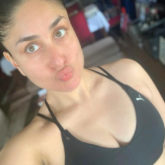 Kareena Kapoor Khan says her lips get the most workout as she does atleast 100 pouts a day