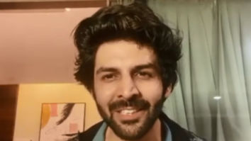 Kartik Aaryan takes up hilarious Gulabo Sitabo challenge, Arjun Kapoor says 'mummy is on a roll'