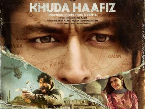 First Look of the movie Khuda Haafiz