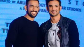 Mahendra Singh Dhoni was shattered and morose after hearing of Sushant Singh Rajput's demise