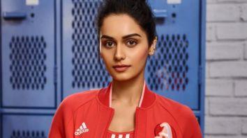Manushi Chhillar roped in as the brand ambassador of international sportswear brand, Adidas