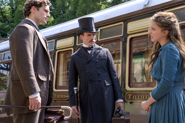 Millie Bobby Brown, Henry Cavill play Sherlock and Enola in Netflix film Enola Homes