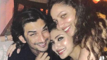 Mouni Roy shares throwback pictures with Sushant Singh Rajput and Ankita Lokhande