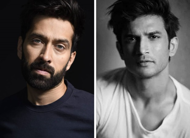 Nakuul Mehta pens a heartfelt note, hopes we find joy and love with Sushant Singh Rajput's legacy