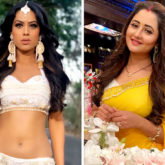 Rashami Desai and Nia Sharma begin shooting for the finale of Naagin 4 with top-notch excitement