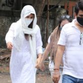 Rhea Chakraborty visits Cooper Hospital to see Sushant Singh Rajput for the last time