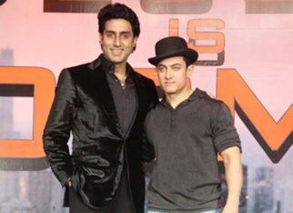 Road To 20 Abhishek Bachchan recalls working with Aamir Khan in Dhoom 3, says he wants to be directed by him