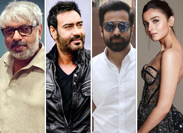 SCOOP: Sanjay Leela Bhansali gets Ajay Devgn and Emraan Hashmi on board for Alia Bhatt