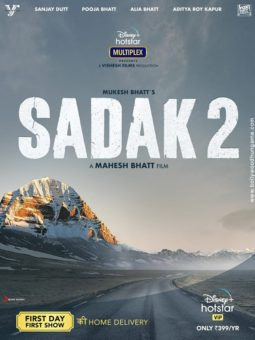 First Look of the movie Sadak 2