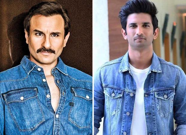 Saif Ali Khan recalls working with Sushant Singh Rajput on his last film Dil Bechara